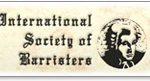"""""""International Society of Barristers"""""""