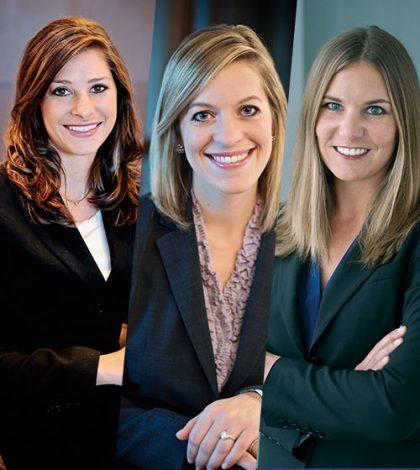 Personal Injury Attorneys: <a href='/attorney/asieben/'>Alicia Sieben</a>, <a href='/attorney/jservais/'>Jessica Servais</a> and <a href='/attorney/clawrence/'>Courtney Lawrence</a>